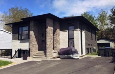 Maison Neuve à Saint-Romuald