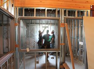 Construction ABG - Système intérieur