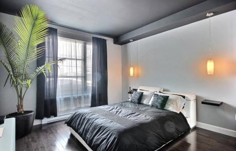 Chambre à coucher Saint-Romuald