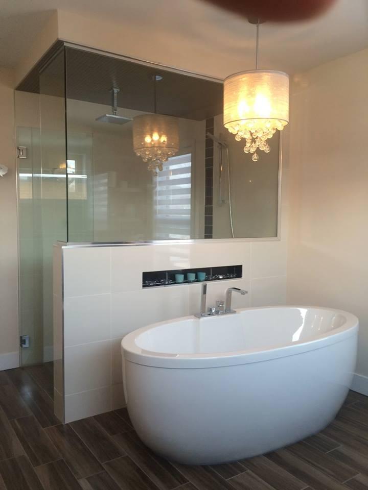 Construire une salle de bain images - Construire un meuble de salle de bain ...